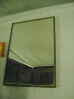 Retro falitükör, borotválkozó tükör