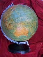 Földgömb. magassága 50 cm