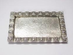 Iparművész ezüst tálka, 143 gramm