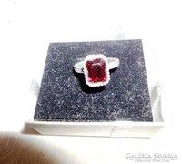 Antik hatású női gyűrű