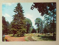 Miskolctapolca park