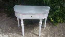Provence vintage fiókos asztal , íróasztal