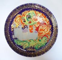 Rosenthal Aladin csodalámpája sorozat darabja porcelán fali dísztányér
