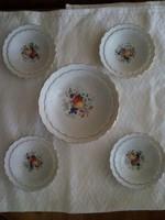 HONOROI desszertes porcelán készlet