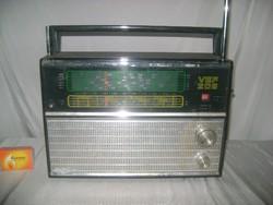 Retro VEF rádió