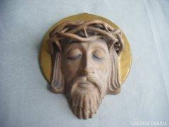 Huppán József kerámia falidísz