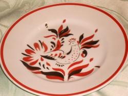 CSodás hollóházi tányér