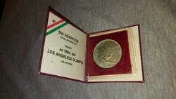 Ezüst 500 Ft Los Angeles Olimpia emlék