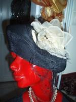 Art deco  női kalap