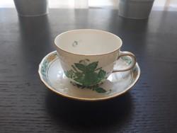 Apponyi-mintás mokkás csésze