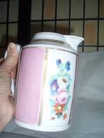 Bieder nagyméretű porcelán kiöntő