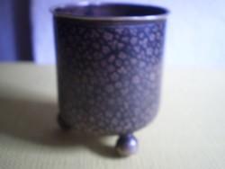 Antik ezüst Tartó vagy Pohár