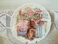 Royal Albert  (Mans best friend collection 2.) - Tányér