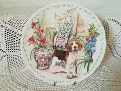 Royal Albert  (Mans best friend collection 1.) - Tányér