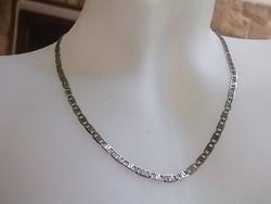 Uniszex ezüst nyaklánc