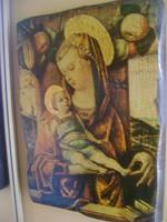 Antik ikon hatalmas méretű 1870 ből