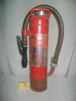 """Retro """"porral oltó"""", poroltó, tűzoltó készülék 1973"""