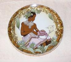 Villeroy & Boch Heinrich porcelán falitányér