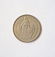 2009 Svájci 1/2 frank érme