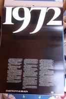 Hartmann & Braun művészeti naptár 1972