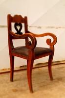 Karfás szék      Bécsi .