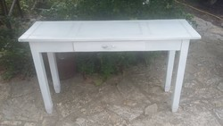 Provence fiókos konzol asztal