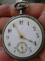 Rare Vintage Early IWC Pocket Watch Movement  JONES CALIBER N/A IWC cal