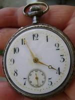 Rare Vintage Early IWC Pocket Watch Movement  N/A IWC cal cca 1884 -ből fél ár alatt