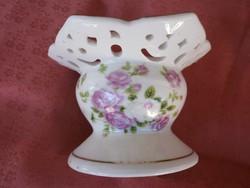 Porcelán gyertyatartó párban