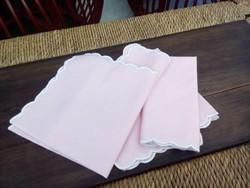 Textil szalvéták, 40x40 cm