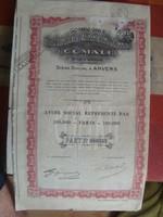 Belgo Congolaise d'Alimentation & de Commerce 1927