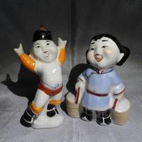 Vidam porcelanfigurak