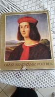 Olasz reneszánsz portrék könyv eladó!