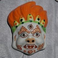 Porcelan maszk
