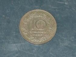 1925 Osztrák 10 grosen.