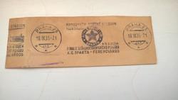 AC Sparta Praha - Ferencváros TC   jegy eladó  1935