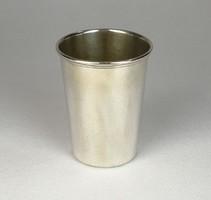 0R150 Antik 800-as ezüst keresztelőpohár 64 g