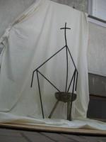 Varga Sándor cipészmester szobor 19.000 Ft