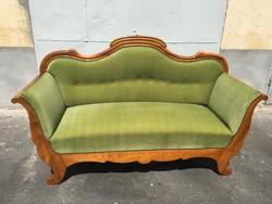 Szecessziós sofa, kanapé