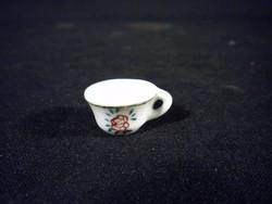 V377 Antik porcelán babakészlet csészéje