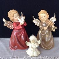Porcelán angyalkák