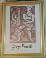 Georges Rouault litográfia
