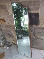 Retro Fali tükör-metszett tükörrel