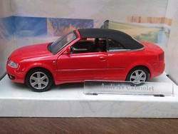 Audi A4 Cabriolet modell 1:43