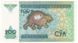 Üzbegisztán 200 CYM