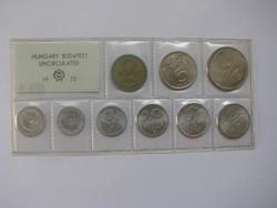 Forgalmi forint sor 1972.