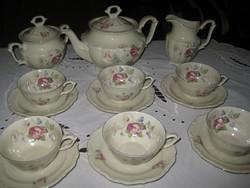 Teás készlet  , Telsch -Altwasser ,nagyon decoratív  gyönyörű és hibátlan . Használva még nem volt .