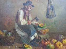 HORVÁTH G. ANDOR   Zsánerkép