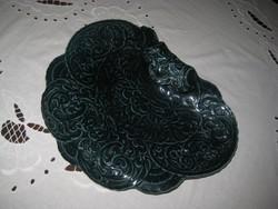 Zsolnay  asztalközép  ,hibátlan  körpecséttel és sorszámos