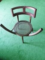 Újragondolt régi design szék